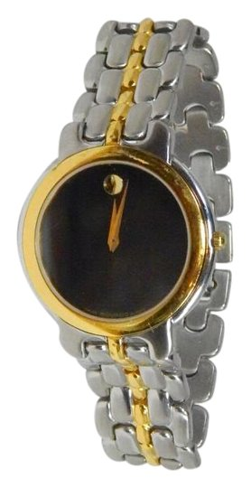 Preload https://item3.tradesy.com/images/movado-stainless-steel-casing-gold-plated-watch-17770282-0-3.jpg?width=440&height=440