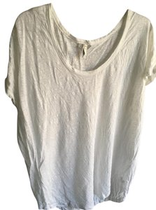 Joie French Designer Hamptons Lover Top White & Black