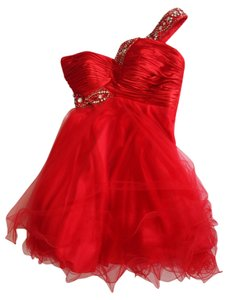 Jasz Couture Prom Party Holiday Dress