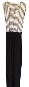 Black white Maxi Dress by Urban Outfitters