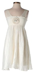 Alice + Olivia Embellished A-line Dress