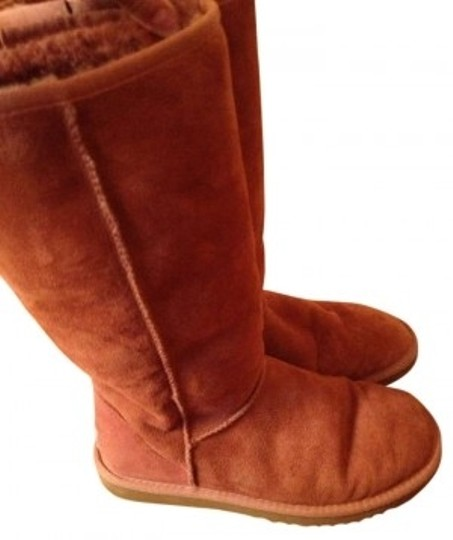 UGG Australia light red Boots