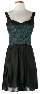 Mackage Corset Pleated Dress