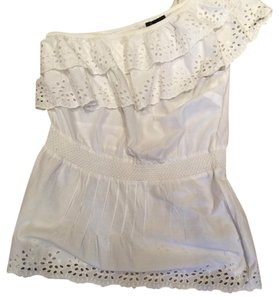 Jessica Simpson Top White