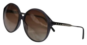 Marc Jacobs NEW Marc Jacobs MJ 613/S Oversized Gray Purple Round Sunglasses