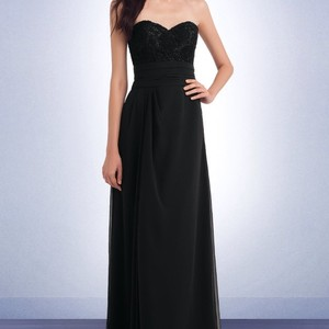 Bill Levkoff Black Dress