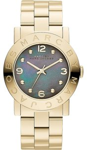 Marc Jacobs Marc by Marc Jacobs Rose Gold Tone with White Dial Watch