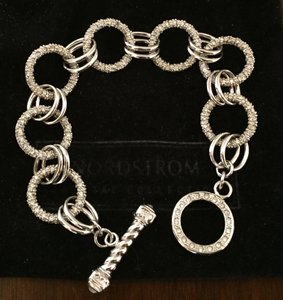 Nordstrom Diamond Bracelet With Czs