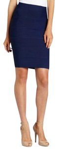 BCBGMAXAZRIA New Bandage Skirt Midnight Blue