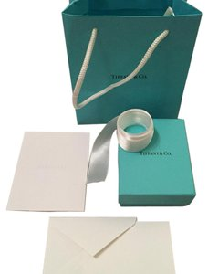 Tiffany & Co. Paper Bag And Box