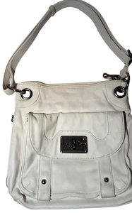 Tyler Rodan Silver Hardware Spring Shoulder Bag