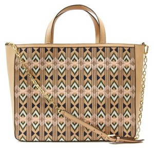 Tory Burch Embellished East Tote in Multi-Color