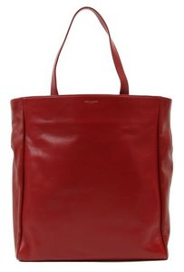 Saint Laurent Ysl 318340 Bo Tote in Red