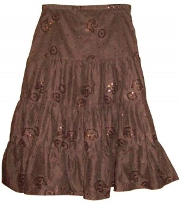 Preload https://img-static.tradesy.com/item/17777/brown-miss-chevious-pleated-skirt-size-6-s-28-0-0-650-650.jpg