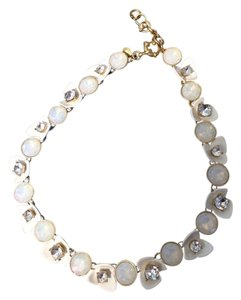 J.Crew J. Crew White Summer Necklace