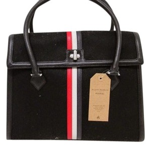 BlackFleece Satchel in black