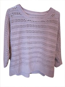 Sonoma Large Open Knit Sweater