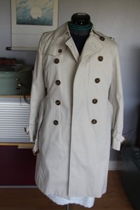 Brooks Brothers Work Trench Coat