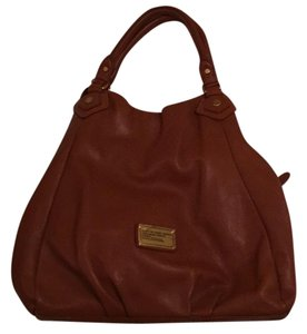 Marc by Marc Jacobs Satchel in Caramel