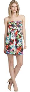 Parker short dress Floral on Tradesy