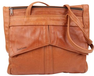David Seeman Tote in Brown