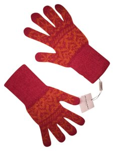 Burberry new with tags BURBERRY virgin wool GLOVES