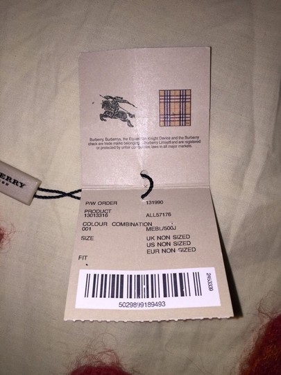 Burberry new with tags BURBERRY virgin wool GLOVES Image 1