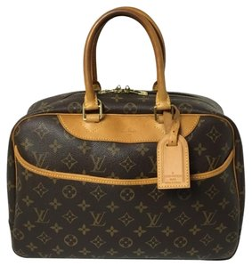 Louis Vuitton Deauville Alma Speedy Hobo Bag