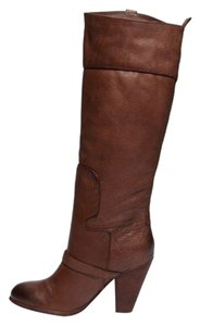 Sam Edelman Whiskey Leather Boots