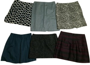 Banana Republic Lot Of Mini Skirt