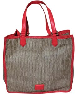 Marc by Marc Jacobs Tote in Orange And Nude