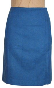 Talbots Pencil Skirt BLUE