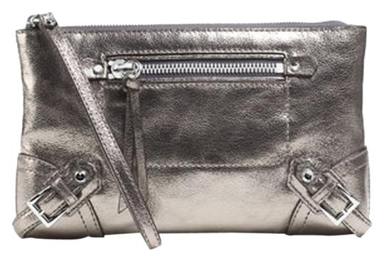 Preload https://img-static.tradesy.com/item/1778411/michael-kors-fallon-large-in-nickel-leather-clutch-0-0-540-540.jpg