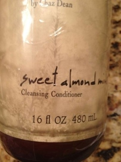 Wen by Chaz Dean Wen by Chaz Dean Sweet Almond Mint Cleansing Conditioner