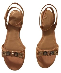 Kurt Geiger London Nude Sandals