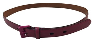 Lauren Ralph Lauren Thin Leather Belt