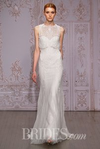 Monique Lhuillier Timeless Wedding Dress