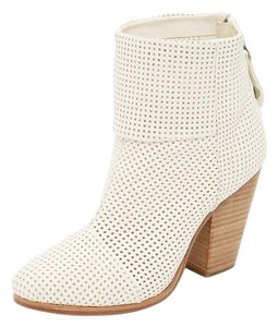 Rag & Bone Ankle Boot White Boots