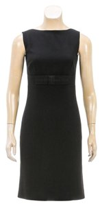 RED Valentino short dress Black on Tradesy