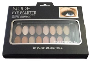 Style Essentials Nude Palette