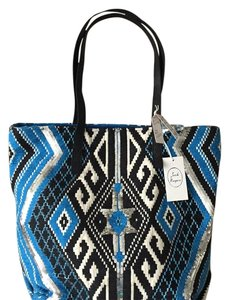 Jack Rogers Tote in Blue
