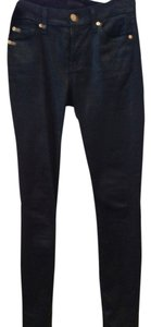 7 For All Mankind Skinny Jeans-Coated