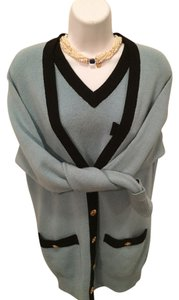 Chanel Classic Country Club Elegant Ladies Who Lunch Boardroom To Birthday Party Sweater