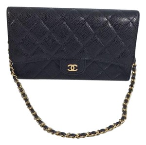 Chanel Classic Paris Woc Coco Classic Flap Shoulder Bag