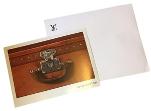 Louis Vuitton Louis Vuitton Trunks Letter/Post Card And Envelope