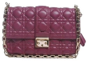 Dior Christian Miss Cannage Shoulder Bag