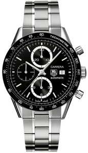 TAG Heuer TAG HEUER Carrera Chronograph Day-Date Automatic Men's Watch CV2010-3