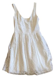 Hollister short dress White on Tradesy