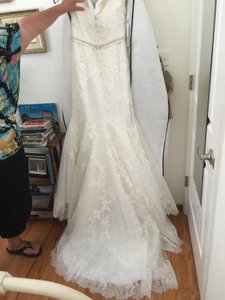 Casablanca Couture B069 Wedding Dress