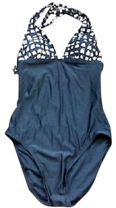 The Collection by Christina The Collection Halter Style Black Bathing Suit Swimwear 14L